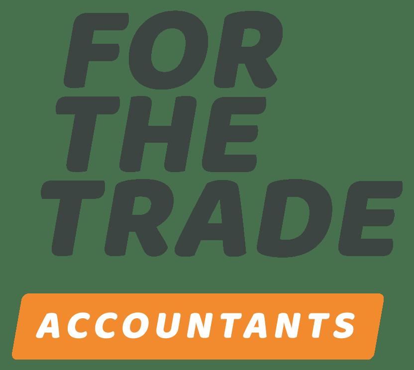 For the trade logo